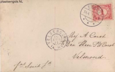 Koegras was de naam van een hulppostkantoortje tot 1913, opgevolgd door Julianadorp, dat als plaats(naam) in 1909 is opgericht. Ook de plaatsnaam Velseroord bestaat niet meer, dat is nu IJmuiden(-Oost).