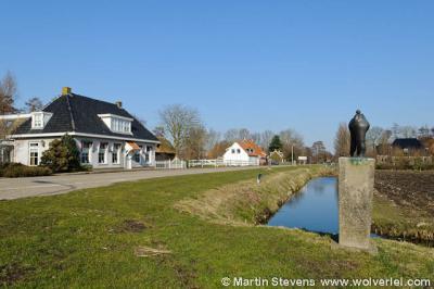 Kolderwolde, Gaasterlân-Sleat. De Famkes van Kolderwolde
