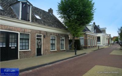 Kollum, dorpsgezicht, 2012