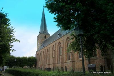 De Hervormde kerk van Kollum