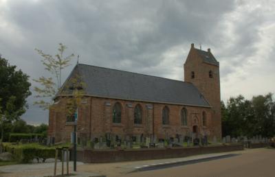De Hervormde kerk van Kollumerzwaag