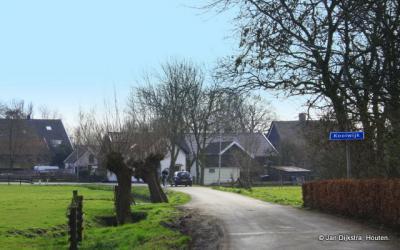 Kooiwijk, buurtschap van Oud-Alblas.