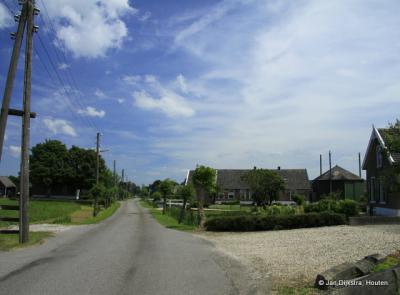 De mooie buurtschap Koolwijk middenin het Groene Hart