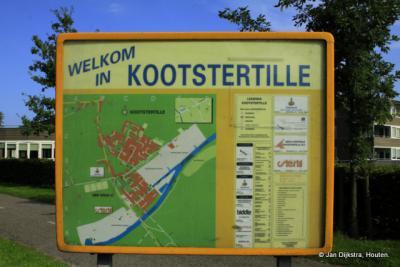 Wegwijs worden in Kootsertille.