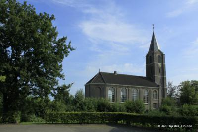 De Benedictuskerk in Kootsertille.