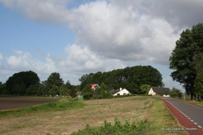 Buurtschap Oudedijk bij Drieborg