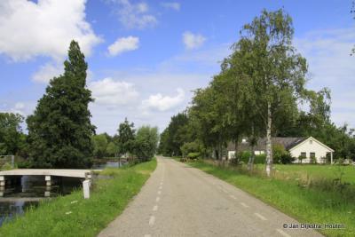 Buurtschap Kortrijk niet ver van Kockengen.