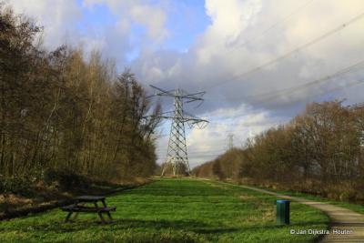 Ten Zuiden van Krimpen aan de IJssel vinden we het recreatiegebied Het Krimpenerhout.