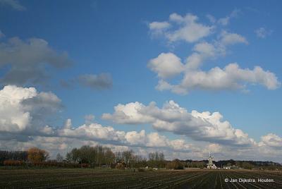 Het Kromme Rijnlandschap bij Werkhoven