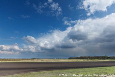 Het Bentwoud tussen Kruisweg en Benthuizen is een aantasting van het open veenweidelandschap