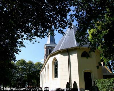 De kerk van Kûbaard