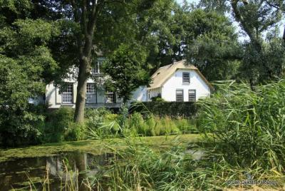 Het is best wel mooi daar in Lagebroek.