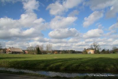 Een kleine indruk van het mooie Langbroekerweteringgebied