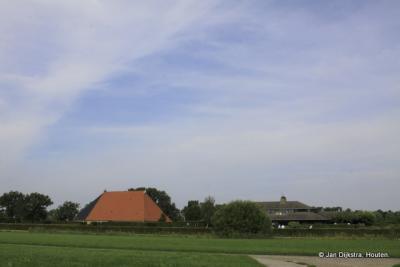 De omgeving van Legemeer, ja leeg is het. Maar wel een hotel!