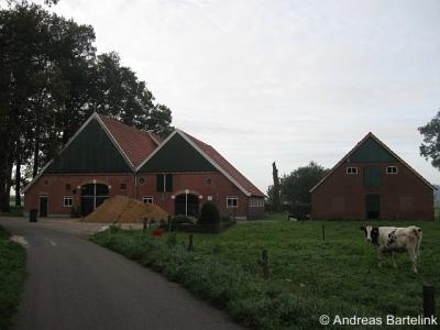 Lemselo, boerderij Lambertman aan de Detertweg