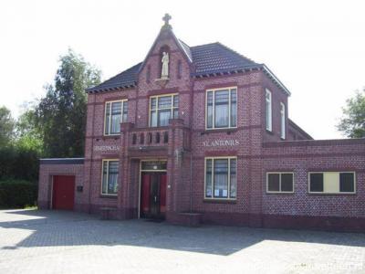 Lepelstraat, Gemeenschapshuis Sint Antonius