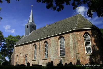 De Hervormde kerk van Lioessens