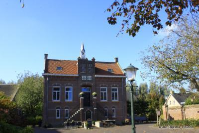 Het Oude Raadhuis, nu restaurant.