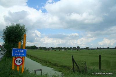 Lopik is een dorp en gemeente in de provincie Utrecht, in de streek Lopikerwaard.