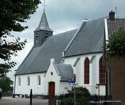 De Hervormde kerk van Lopikerkapel