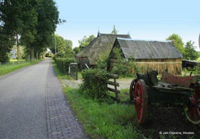De Lytse Geast, gehucht bij Tytsjerk.
