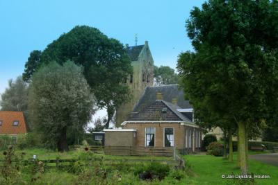 Lytsewierrum, een mooi klein dorp met een beschermd dorpsgezicht