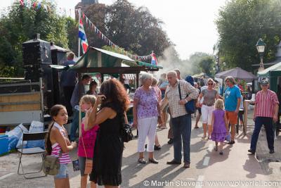 Kortenhoef, Wijdemeren Noord Holand, NK Palingroken op de Kortenhoefsedijk