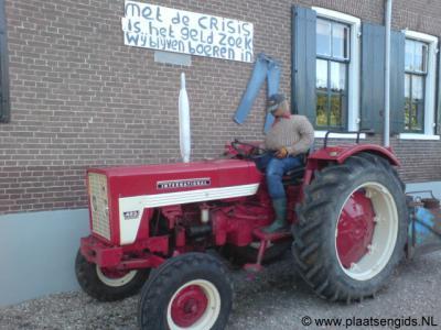 Broek, Feestweek 2009; wij blijven boeren in Broek