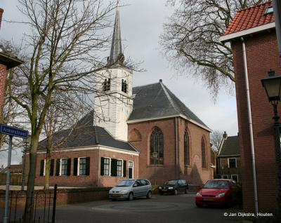 De Hervormde kerk van Meerkerk
