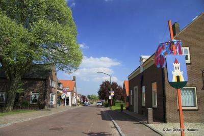 Het is feest in Meeuwen.