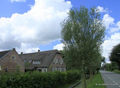Buurtschap Molenbrug. niet ver van Bodegraven.