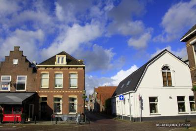 De Plaats, in het centrum van Montfoort