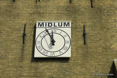 In Midlum, dat is duidelijk