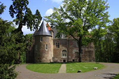 Kasteel Nederhemert in Nederhemert-Zuid.