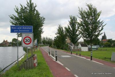 Nes aan de Amstel bereikt