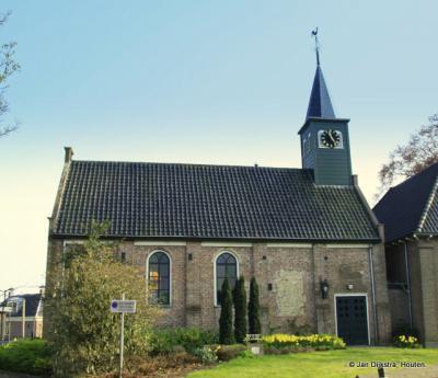Kerk en Cultureel Centrum Bessie in Nibbixwoud