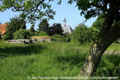 Nieuwvliet, dorpsgezicht