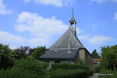 De Hervormde kerk van Nieuwvliet