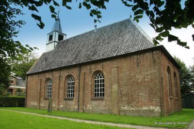 De Hervormde kerk van Niezijl