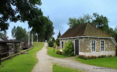 Openluchtmuseum It Damshûs in Nij Beets