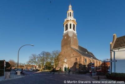 De toren van de Grote Kerk in Nijken is in 2012 verkozen tot 'Mooiste kerktoren van Nederland'. Voor nadere informatie daarover zie het hoofdstuk  Bezienswaardigheden.