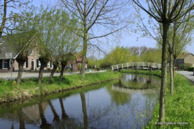 In Noordeloos, gelegen aan het gelijknamige riviertje