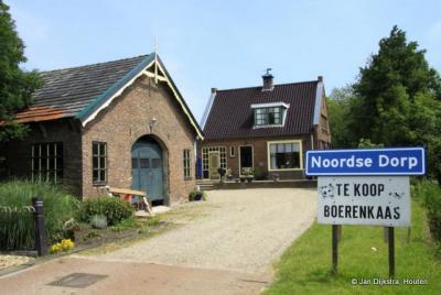 Noordse Dorp: een klein dorp of een grote buurtschap. Voor beide valt wat te zeggen.
