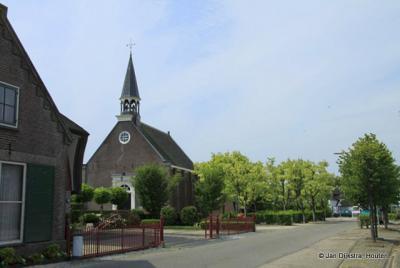 De Hervormde kerk van Noordse Dorp