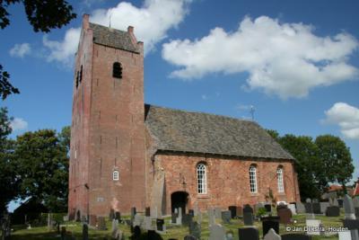 De Mariakerk van Oentsjerk nog wat nader bekeken
