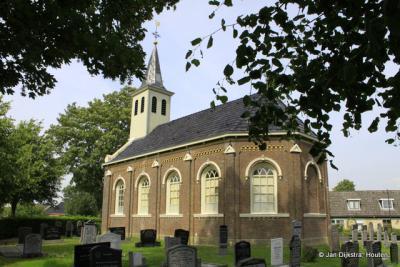 Het kerkje van Offingawier
