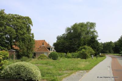 Het landschap bij Offingawier