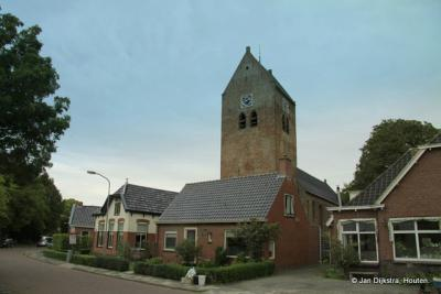 De Ludgeruskerk in Oldehove