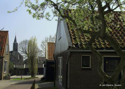 Doorkijkje in Oost-Graftdijk