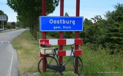 In Oostburg aangekomen